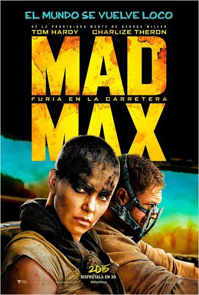 """Crítica de """"Mad Max: Furia en la carretera""""."""