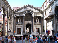 Mausoleo de Diocleciano: visitas culturales, qué ver en Croacia