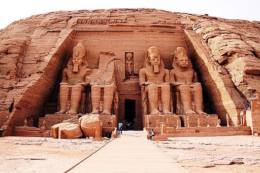 Un recorrido por el Antiguo Egipto de los faraones