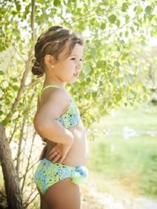 Bikini niña de ohsoleil.com