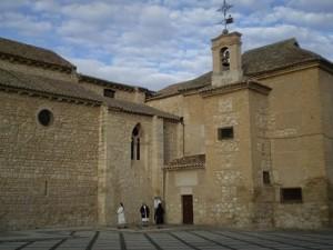 Una iglesia en Ciudad Real. Foto propia
