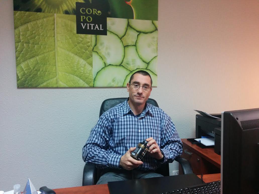 La importancia de una dieta sana, natural  y equilibrada por Francisco Javier Calvo Gómez