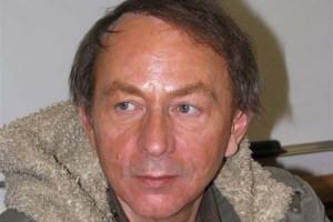El escritor Michel Houellebecq