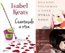 8 interesantes novelas para leer este verano