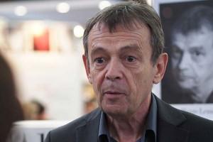 El escritor Pierre Lemaitre