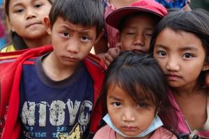 Ayuda a Nepal