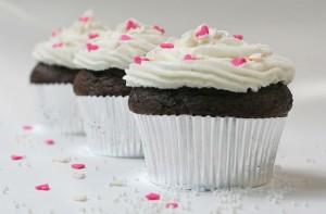 Cómo hacer cupcakes en casa