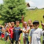 Campamentos de inglés en España para niños