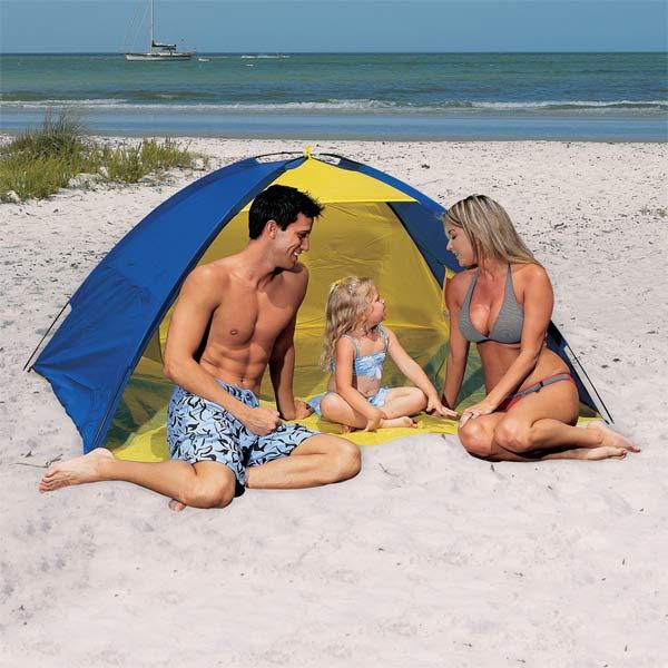 4 carpas de playa para niños ¡a buen precio!