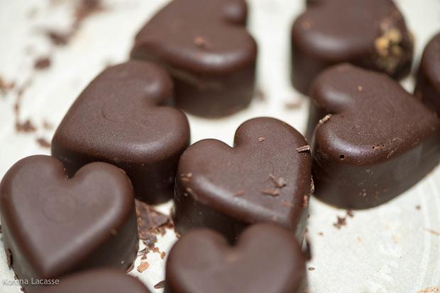 Chocolate negro, propiedades y beneficios