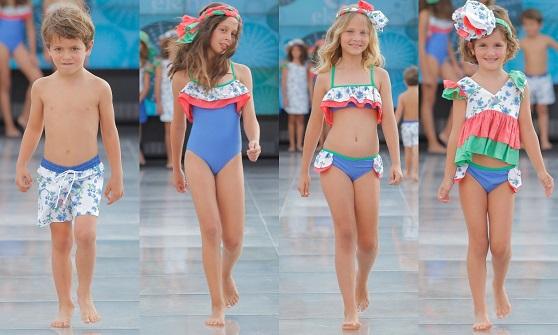 Moda trajes de baño niños para el verano. Bañadores para niñ@s
