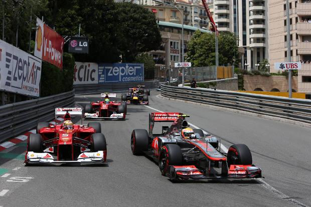GP Mónaco F1 2015, velocidad rodeada de lujo