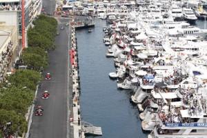 Todo listo para el GP Mónaco F1 2015