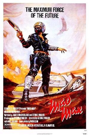 La Saga de Mad Max: El Guerrero de la Carretera