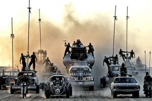 """Crítica de cine de la película """"Mad Max: Furia en la carretera"""" con Tom Hardy"""