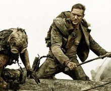 """Imagen de la película """"Mad Max: Furia en la carretera"""""""