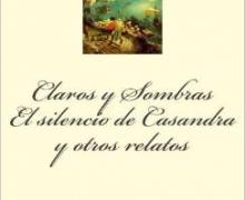 """Imagen de la portada de la novela de Mercedes Vicente González """"Claros y sombras"""""""