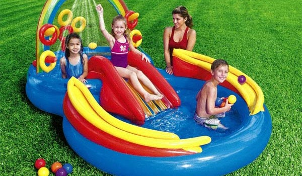 Comprar piscinas para beb s baratas for Piscina de bolas para bebes