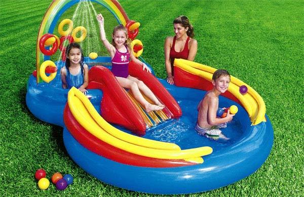 Dónde comprar piscinas para bebés ¡bonitas y a buen precio!