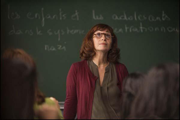 "Crítica de ""La profesora de Historia (Les héritiers)"", con Ariane Ascaride"