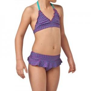 Bikini con volantes en Decathlon