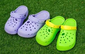 Zuecos Crocs para niños