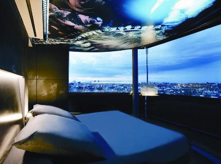mejor hotel barato de madrid de lujo según Tripadvisor