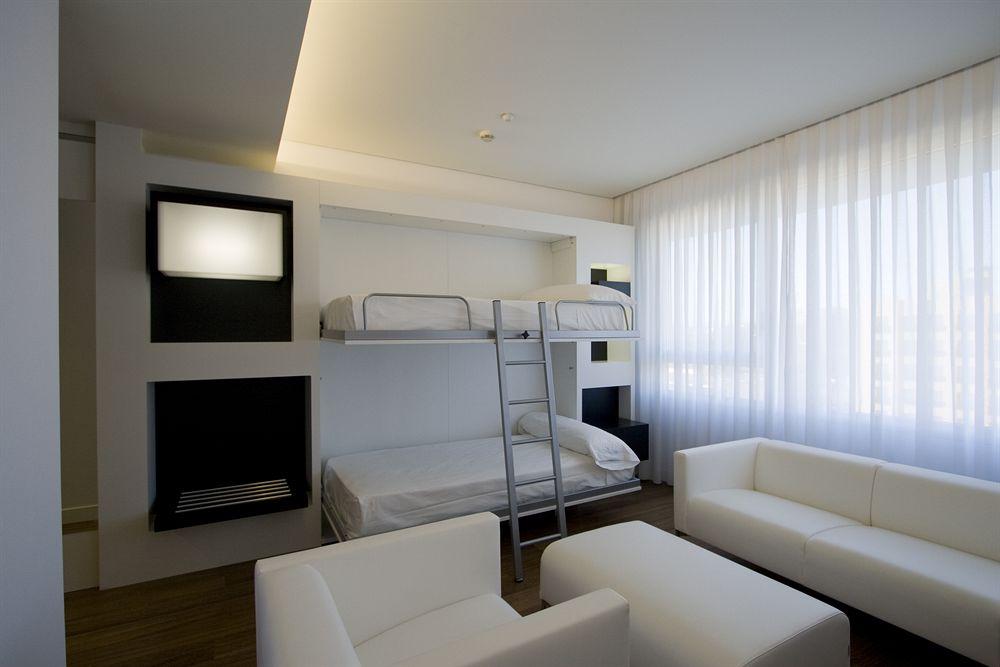 Axor Barajas Hotel barato en Madrid para viajar con niños.