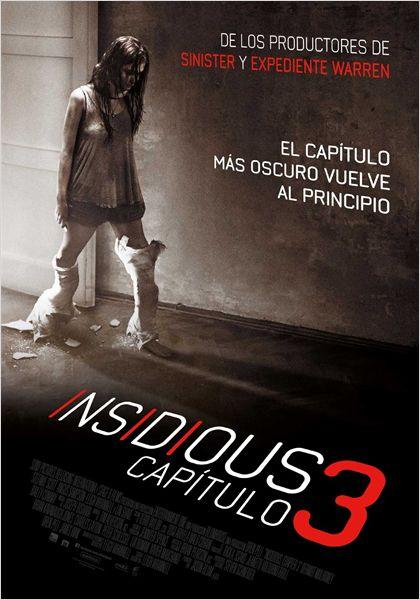 "Crítica de ""Insidious 3"", de Leigh Whannell"