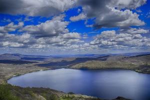 El Lago de Sanabria, uno de los principales escenario para el deporte de aventura