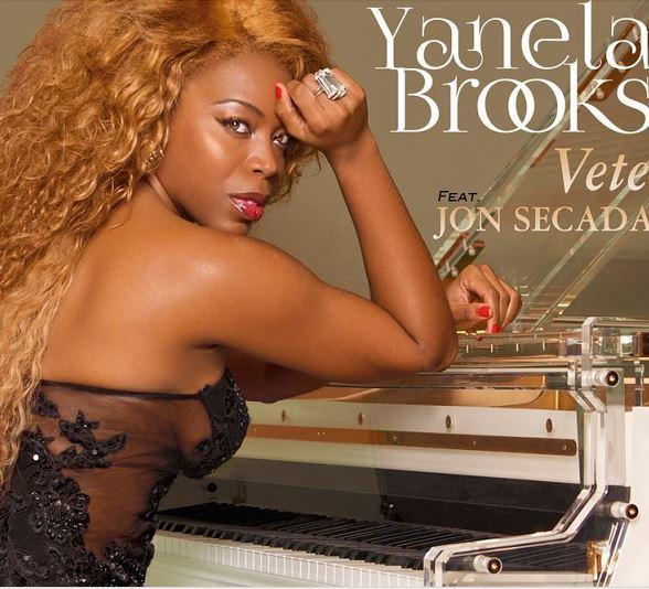 """""""Boleros,  nostalgia y algo más"""", el nuevo disco de Yanela Brooks"""