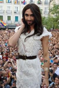 Conchita Wurst MADO 2014 gay