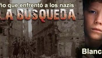 La Búsqueda, la historia de un niño que se enfrentó a los nazis, por Blanca Miosi