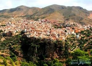 Lietor panoramica. Fuente foto: Hostal Rural MiralMundo