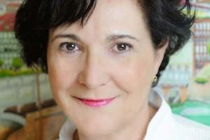 La escritora Marián Izaguirre