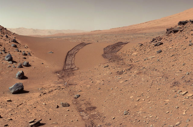 Cinco datos sorprendentes del planeta Marte