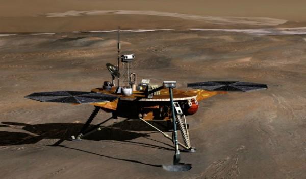 Artefacto de la NASA buscando vida extraterrestre