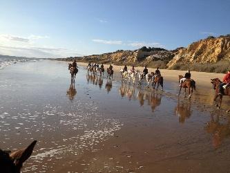 Recorrer Andalucía a pie, a caballo o en mountain bike