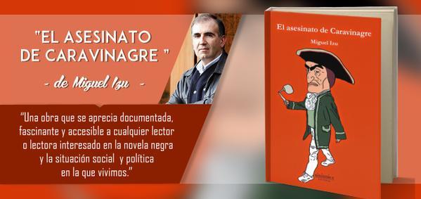 Miguel Izu nos sorprende con un nuevo género: la novela polícíaca sanferminera.