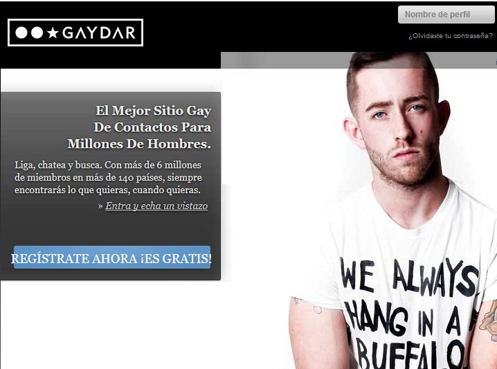 Paginas de contacto gratuitas gay [PUNIQRANDLINE-(au-dating-names.txt) 56