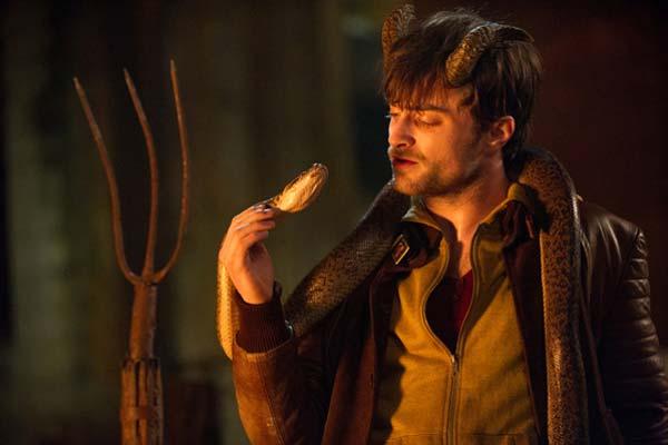"""Crítica de """"Horns (Cuernos)"""", de Alexandre Aja, con Daniel Radcliffe"""