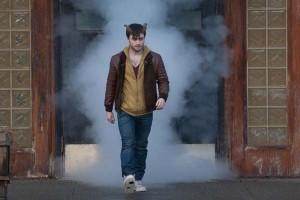 Daniel Radcliffe en una escena de la película Horns