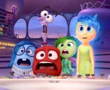 """""""Inside Out (Del revés)"""", crítica de la película de dibujos animados"""