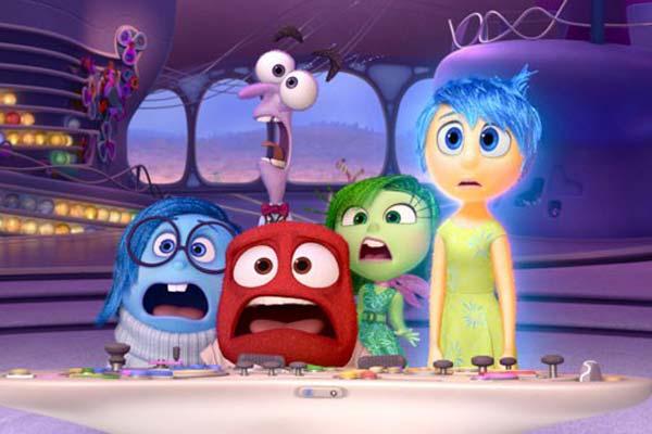 """Crítica de """"Del revés (Inside Out)"""", de Pixar"""
