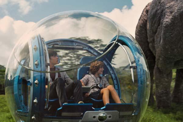 """Crítica de """"Jurassic World"""", de Colin Trevorrow, con Chris Pratt y Bryce Dallas Howard"""