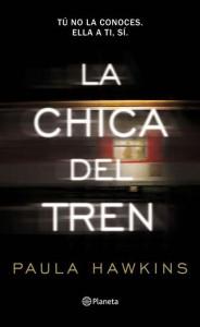 """Comprar la novela """"La chica del tren"""" de Paula Hawkins"""