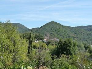 Turismo rural en Linares de la Sierra, Huelva