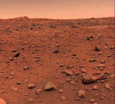 Hallan metano en meteoritos de Marte, indicio de posible vida