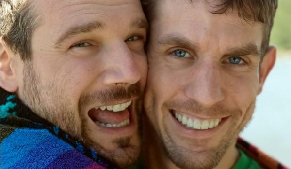 pareja gay