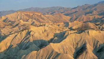 Desierto de Las Tabernas (Almería)